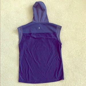 Lululemon S.E. Hooded pullover ( Sleeveless )